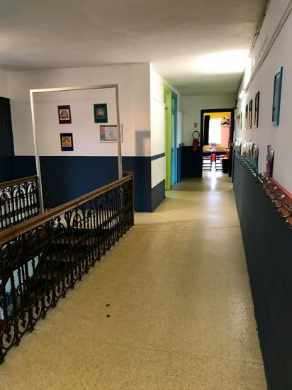 couloir étage 2